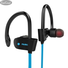 Esogoal In Ear Headphones Earbuds Awei Noise Cancelling Headphones Gold Plated Plug Wired Earphones With Microphone Volume Control Remote For Mp3 Cell Phones Tablets Laptops Pc By Esogoal.