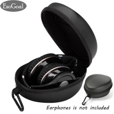 88761033f57 EsoGoal Headphones Case,Carrying Hard Protective Storage Replacement Travel  Pouch Box for Foldable Headset Earphones