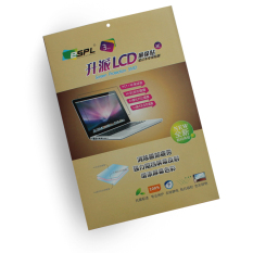 Espl 304mmx 190mm notebook computer special protective film
