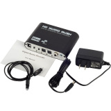 Low Price Eu 5 1 Ac3 Dts Hd Audio Digital Sound Decoder Optical Spdif Coaxial To 6Rca Intl