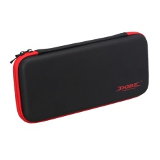Buying Eva Protective Carry Case Bag Pouch Tempered Glass Set For Nintendo Switch Black Intl