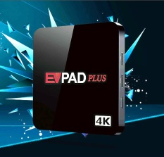 Evpad Plus Official Authorization Iptv Tv Box Evpad Plus Oversea Version 8 Core Wifi 16G More Than 1000 Channels For Oversea Chinsese Intl Best Buy