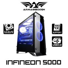 Discount Excellent Atx Gaming Tower Design Infineon 5000 Armaggeddon On Singapore