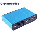 How To Get External Usb Sound Card Channel 5 1 7 1 Optical Audio Card Adapter Blue Intl