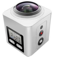 Purchase Eyerayo Ultra Hd 4K 360 Degree Action Panoramic Camera Waterproof Sport Dv Camera Multi Mode Wifi 3D Vr Camera Intl Online