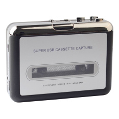 Compare Ezcap 218 Usb Cassette To Mp3 Converter Capture Audio Music Player Intl Prices