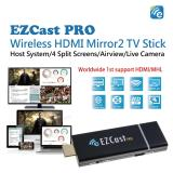 Sale Ezcast Pro Dongle Wireless Presentation Smart Tv Stick High Speed Mimo 2T2R Wifi Hdmi Mhl Supports 4 To 1 Split Screens