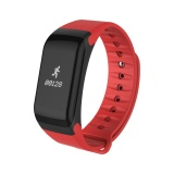 For Sale F1 Bluetooth Smart Watch Sports Pedometer Heart Rate Monitor F Ios Android Red Intl