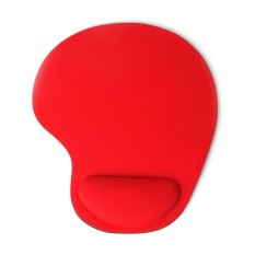 Fancyqube Comfort Pad Wrist Mouse Pad Red - intl