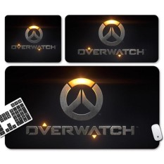 Fancyqube Overwatch Family Gaming Mouse Pad H01 - intl