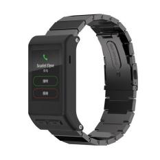 Discount Fashion Stailess Steel Bracelet Strap Watch Band For Garmin Vivoactive Hr Bk Intl China