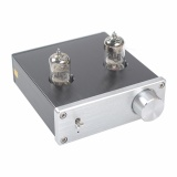 Low Cost Feixiang Fx Audio Tube 01 Bile Preamp Tube Amplifier Preamp Bile Buffer 6J1 Mini Hifi Preamplifier Dc12V Intl