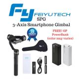 Feiyu Tech Spg 18Months Warranty With Free Gp Powerbank 5200Mah Discount Code