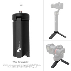 Compare Prices For Feiyutech Portable Foldable Time Lapse Photography Bracket Mini Gimbal Tripod For Feiyutech Wg2 G5 Spg Series Vimble C Summon Wg Wgs G4S G4 Pro Gimbal Intl