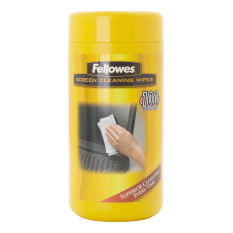 Fellowes Computer Mobile Phone Screen Digital Cleaning Wipe Extract Wipe  Lens Quick-Drying Seemless