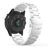 Discounted Fenix 3 Fenix 5X Watch Band Universal 26Mm Stainless Steel Watch Band Strap Bracelet For Fenix 3 Fenix 3 Hr Fenix 5X Gar Min Smart Watch Intl