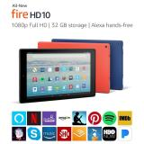 Sale Amazon Fire Hd10 Tablet With Alexa Hands Free Full Hd 10 1 1080P Display 32 Gb 2017 Edition Online On Singapore
