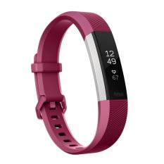 Review Fitbit Alta Hr Fitness Wristband Size S Fuchsia Stainless Steel Fitbit