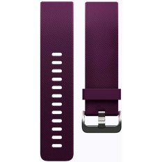Sale Fitbit Blaze Original Classic Accessory Band Plum Small Online Singapore