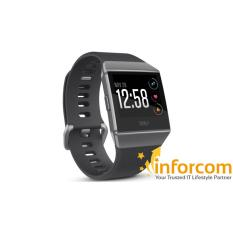 Latest Fitbit Ionic Fitness Watch Charcoal