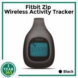 Buy Fitbit Zip Wireless Activity Tracker Black On Singapore