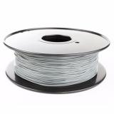 Best Rated Flexible Printer Filament Rubber Filament For Shoes Model For Makerbot 3D 1 75Mm 8Kg Roll Color Grey Intl