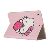 Flip Cover Pu Leather Stand Smart Tablet Case With Painted Surfaces For Ipad Mini 4 Multicolor Intl Sale