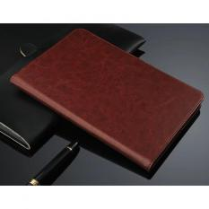 Sale Flip Leather Cover For Xiaomi Mi Pad 1 For Xiaomi Mipad Brown Intl