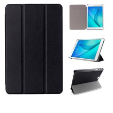 Buying Flip Style Cover Pu Leather And Pc Stand Function Protection Tablet Case For Samsung Galaxy Tab A 9 7 T550 T555 Intl