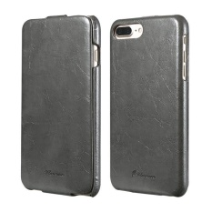 Best Reviews Of Floveme For Iphone 6 6S Vintage Flip Deluxe Grease Glazed Vertical Pu Leather Phone Cover Intl