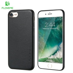 Sales Price Floveme Full Coverage Shockproof Cover Leather Case For Apple Iphone 7 Intl