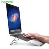 Floveme Portable Metal Aluminium Laptop Stands With Cooling Function For Macbook Air Mac Book Pro Intl Discount Code