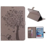 Where Can I Buy Folio Pu Leather Card Holder Cover With Magnetic Closure Shell Tree Pattern Tablet Case For Apple Ipad Mini 4 7 9 Intl
