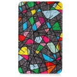 Retail Price For Acer Iconia One 8 B1 850 Abstract Pattern Horizontal Flip Leather Case With Three Folding Holder Intl