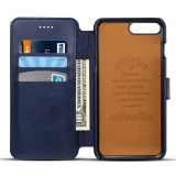 Price For Apple Iphone 7 Plus Premium Genuine Leather Card Slot Pattern Wallet Flip Cover Phone Case Intl China