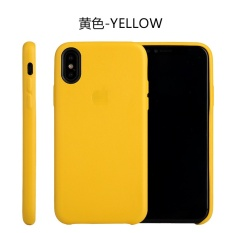 Buy For Apple Iphone X Luxury Colorful Protective Pu Leather Back Cover Phone Case Shockproof Anti Scratched Handphone Casing For Iphone X Phone Housing Intl Cheap On China