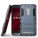 Who Sells For Asus Zenfone 2 Laser Ze601Kl Case 6 0Inch Dual Layer Hybrid Rugged Armor Hard Pc Tpu 2 In 1 Shockproof With Kickstand Cover Cheap