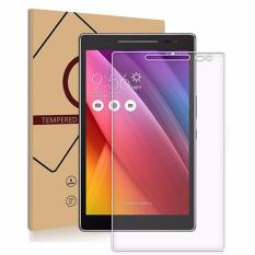 Compare Prices For For Asus Zenpad 8 Z380M Z380Kl Z380C Tempered Glass Premium Screen Protector Guard 9H Hd Anti Fingerprint And Scratch 99 Light Transmission Perfect Touch Intl