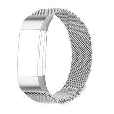 Buy For Fitbit Charge 2 Bands Milanese Loop Stainless Steel Bracelet Smart Watch Strap With Unique Magnet Lock For Fitbit Charge 2 Replacement Wristbands Large Small Intl Theias Cheap
