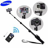 Sale For Gopro Dslr Camera Ios Android Phone Selfie Stick Yunteng 1288 Bluetooth Extendable Handheld Yt 1288 Tripod Monopod Vs 188 Intl On China