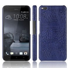 Best Reviews Of For Htc One X9 Case Luxury Pu Leather Crocodile Skin Texture And Hard Pc Back Cover Phone Housing For Htc One X9 Handphone Casing Intl