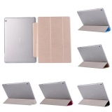 The Cheapest For Huawei Mediapad M3 Lite 8 Inch Three Fold Pu Leather Ultra Slim Case Flip Cover Tablet Case Intl Online