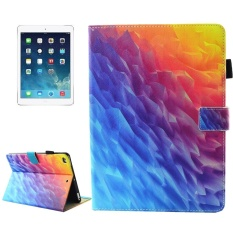 Sale For Ipad 9 7 Inch 2017 Ipad Air Ipad Air 2 Universal Colorful Polygons Pattern Horizontal Flip Leather Protective Case With Holder And Card Slots And Sleep Intl On Hong Kong Sar China