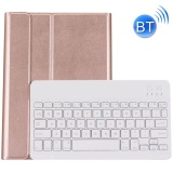 For Ipad 9 7 2018 Ipad Air Air 2 Ipad Pro 9 7 New Ipad 9 7 Inch 2017 Ultra Thin Abs Bluetooth Keyboard Horizontal Flip Leather Case With Holder Gold Deal