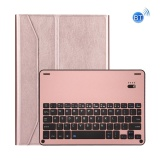 Shop For For Ipad Pro 10 5 Inch Detachable Aluminum Alloy Bluetooth Keyboard Lambskin Texture Leather Case With Holder Rose Gold Intl