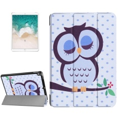 Where Can I Buy For Ipad Pro 10 5 Inch Pu 3 Folding Dot And Owl Pattern Smart Case Clear Back Cover With Holder Intl