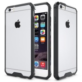 Best For Iphone 6 Plus Iphone 6S Plus Ultra Slim Anti Scratches Shockproof Cover Case Black Intl