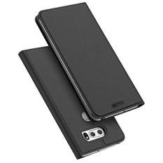 New For Lg V30 ,luxury Pu Leather Phone Case Flip Cover Wallet Case For Lg V30 Phone Housing Intl