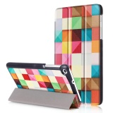 Cheapest For Mediapad T2 7 Case Stand Folio Leather Smart Cover For Huawei Tablet T1 7 Inch T1 701U Intl