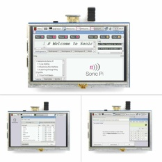Discount For Raspberry Pi Xpt2046 Hdmi 5 Inch Lcd Touch Screen Display Lcd Panel Module Intl China
